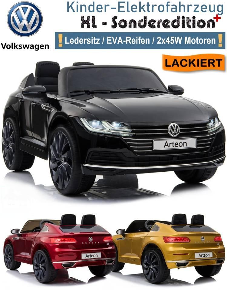 Kinder Elektrofahrzeug Audi TT RS Elektroauto