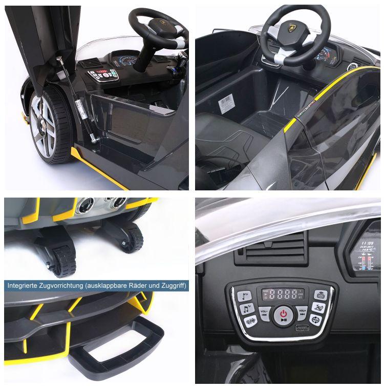 Elektro Auto für Kinder Lamborghini Centenario