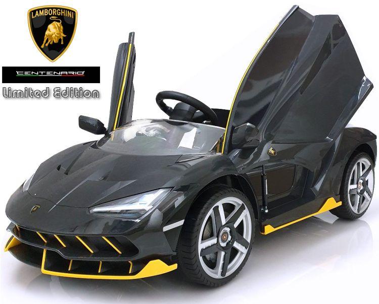 Lamborghini Centenario Elektroauto für Kinder