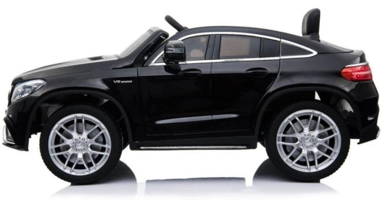 Elektro Auto Mercedes Benz GLE 63 Coupe für Kinder