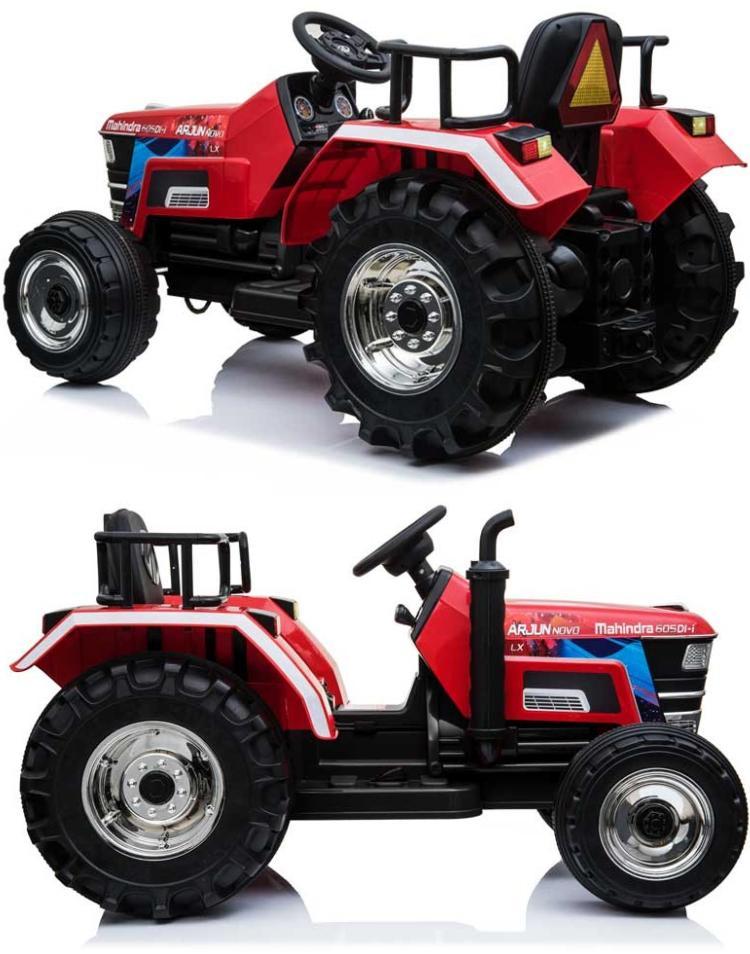 Elektro Traktor für Kinder Mahindra Novo