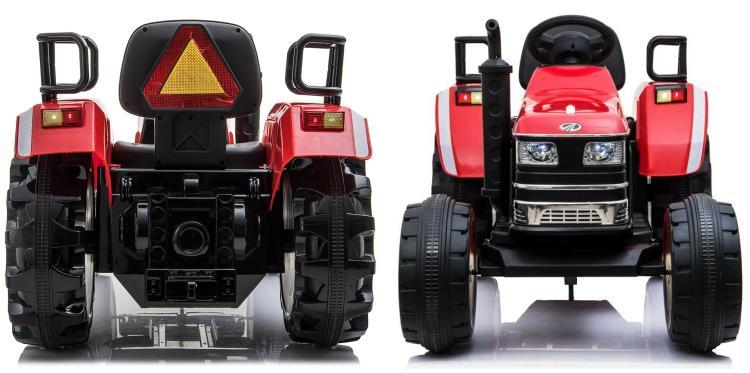 Elektrischer Kinder Traktor Mahindra Novo 605