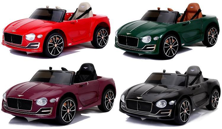 Elektroauto Bentley EXP12 für Kinder
