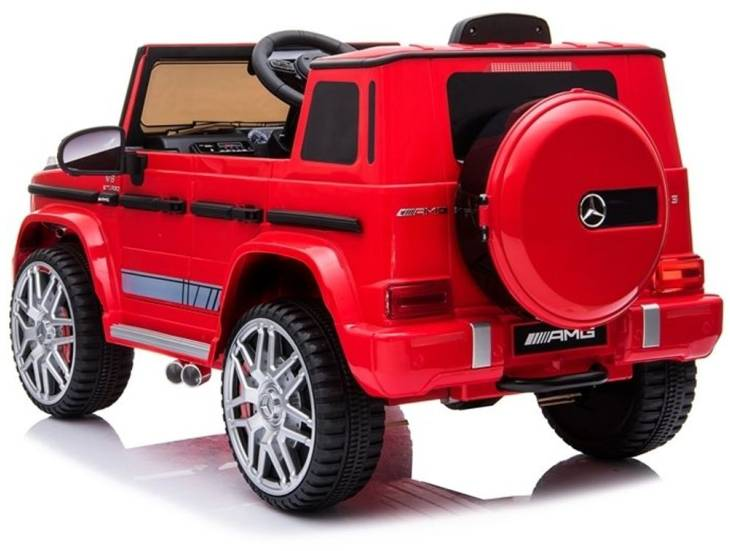 Elektro Kinderauto Mercedes Benz G63 Sonderedition