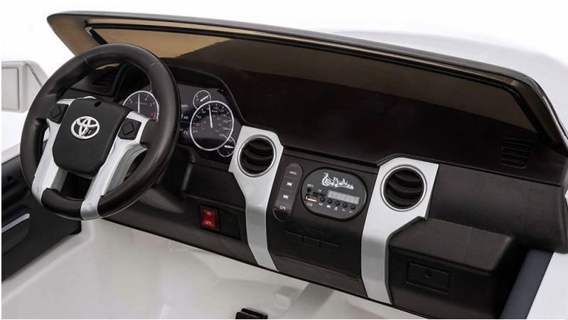 Toyota Tundra XXXL Zweisitzer Elektroauto für Kinder Geländewagen
