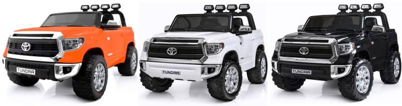 Kinder Elektroauto Toyota Tundra XXXL Geländewagen Zweisitzer