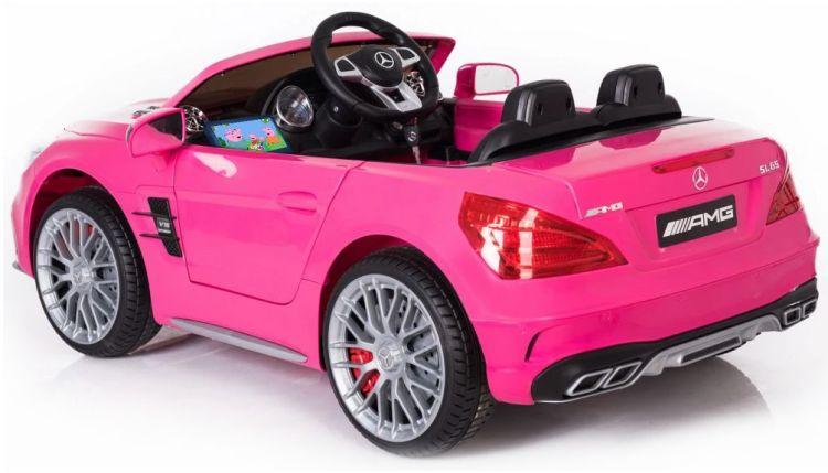 Elektro Auto Mercedes Benz SL65 für Kinder