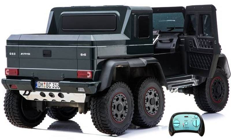 Elektroauto für Kinder Mercedes G63 6x6 Sonderedition