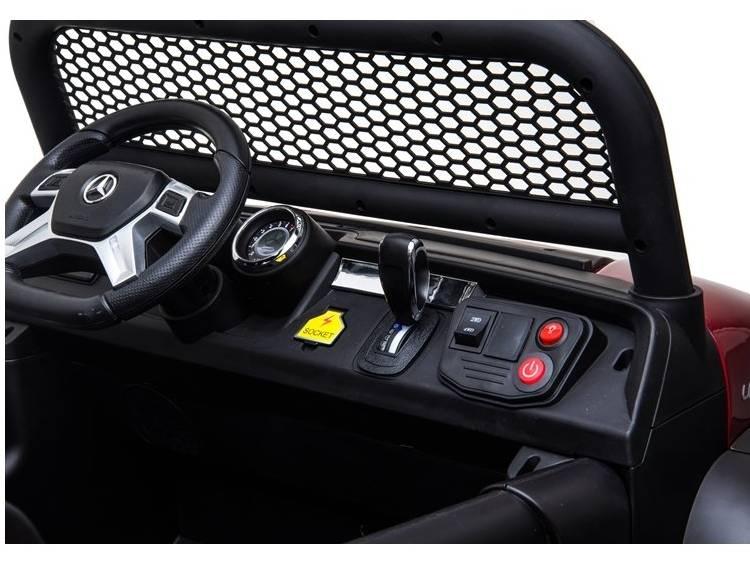 Mercedes Benz Unimog Concept elektrisches Kinderauto