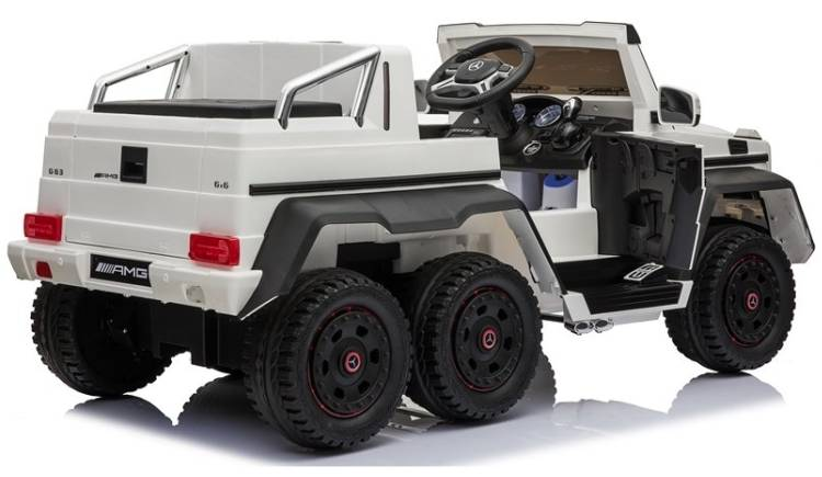 Elektroauto für Kinder Mercedes G63 6x6 Sonderedition XXL-Version