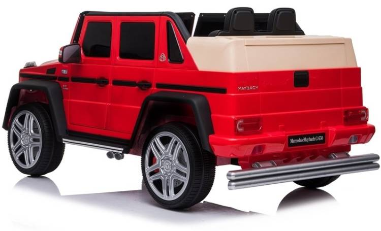 Elektro Kinderauto Mercedes Benz Maybach G650 Landaulet Sonderedition