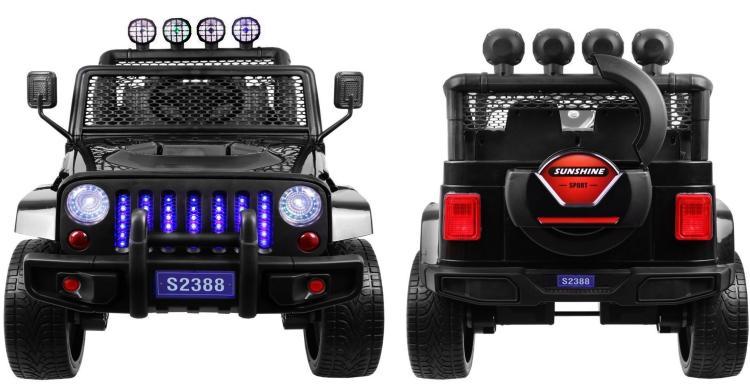 Elektro Kinderauto Geländewagen Sonderedition 4WD