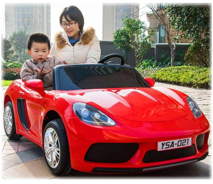 XXL Elektroauto für Kinder Supercar 24V Zweisitzer