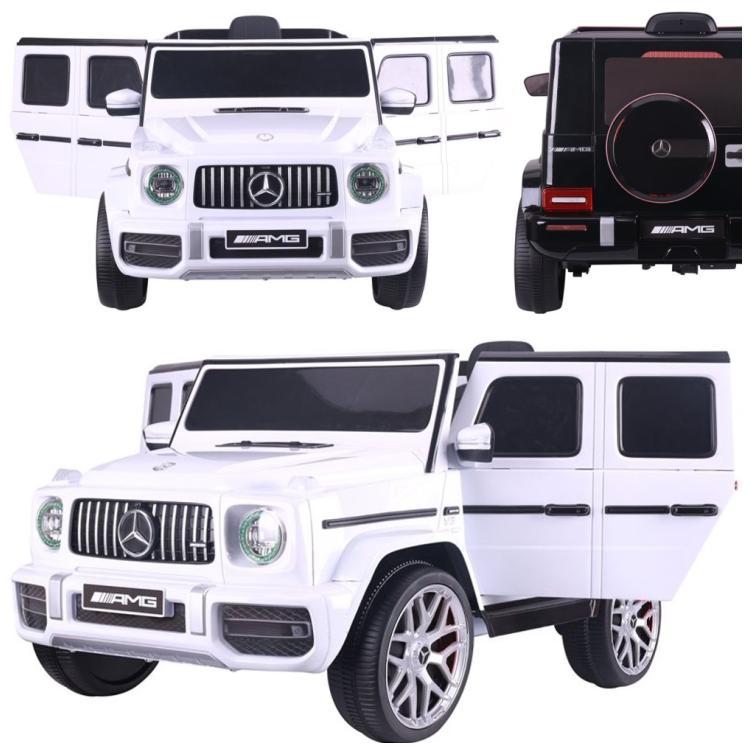 Elektroauto für Kinder Mercedes G63 Sonderedition