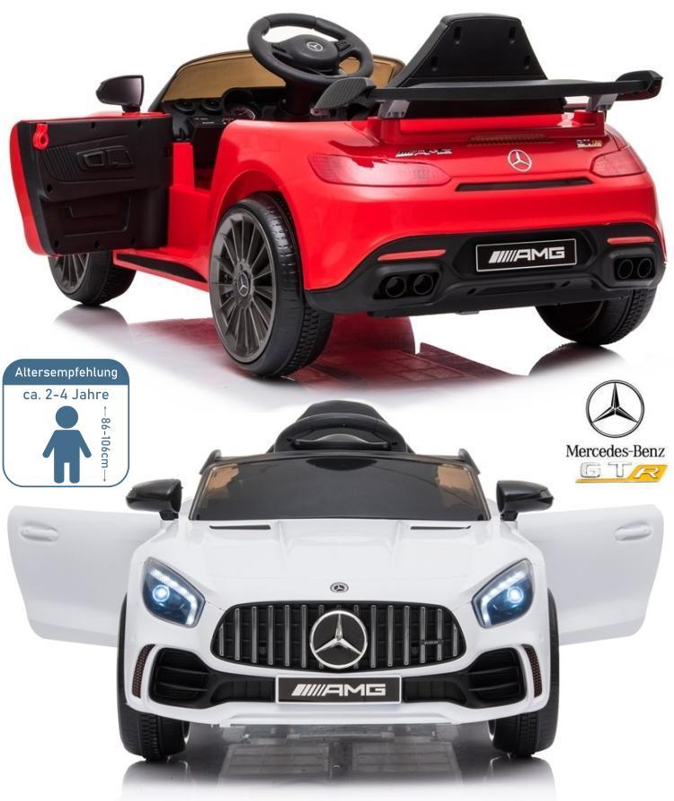 Kinder Elektroauto Mercedes Benz GT-R