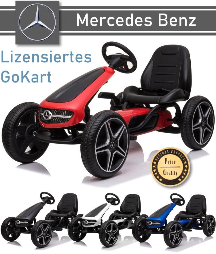 Kinder GoKart Mercedes Benz Hamburg