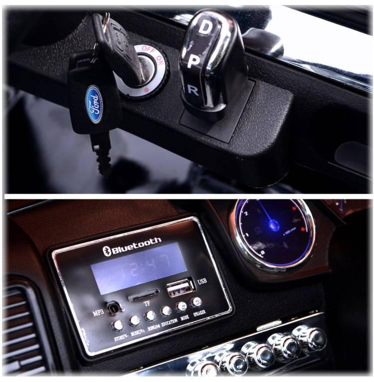 Elektro Kinderauto Elektroauto Ford Ranger XXL