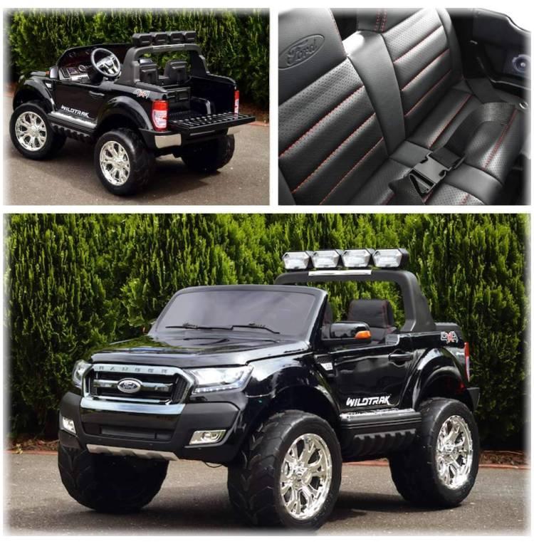 Elektroauto für Kinder Ford Ranger XXL