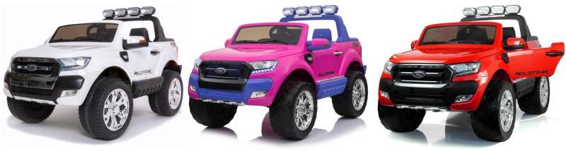 Kinder Elektroauto Ford Ranger XXL