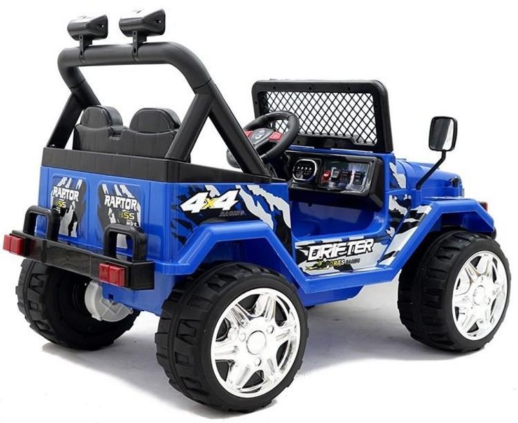 Elektroauto für Kinder Elektrogeländewagen Drifter EVA