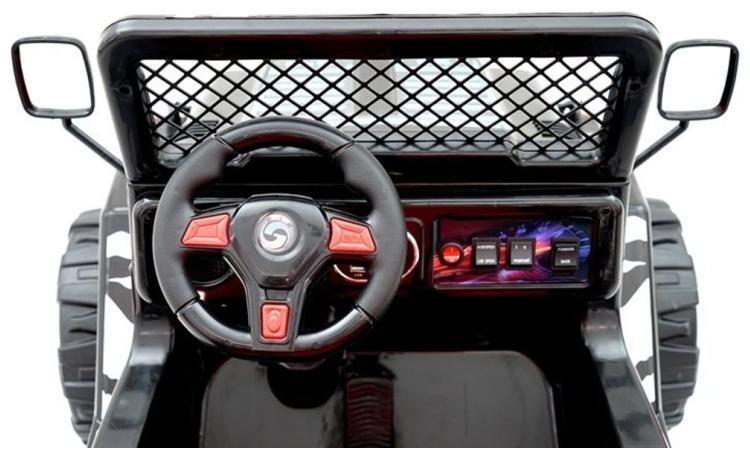 Elektroauto für Kinder Drifter Geländewagen EVA