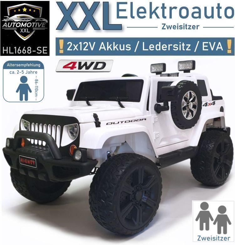 Kinder Elektroauto XXL HL1668 Geländewagen