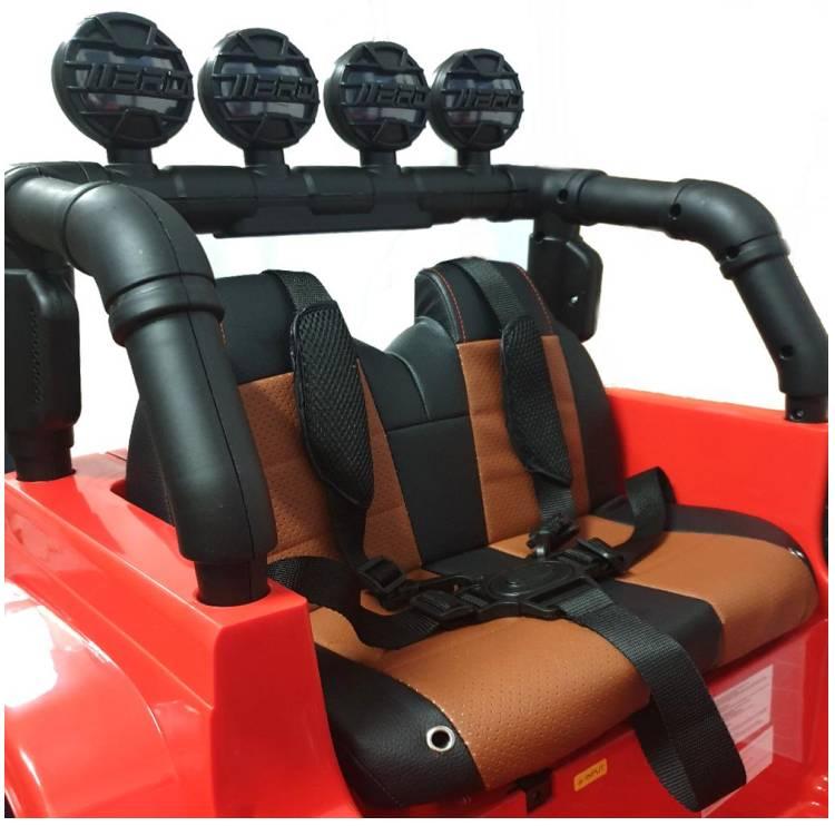 4WD Elektro Kinderauto Geländewagen Sonderedition