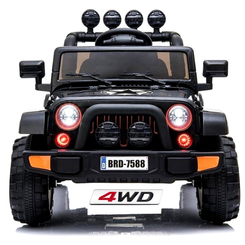 Elektroauto für Kinder Geländewagen Sonderedition Allrad 4x45W
