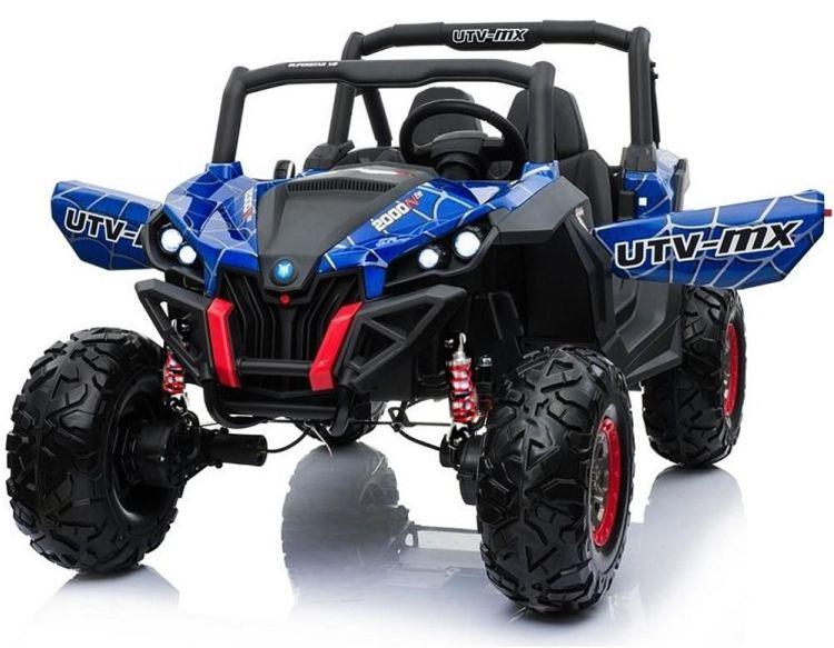 Elektroauto für Kinder UTV-MX XXL Geländebuggy Spider XMX603