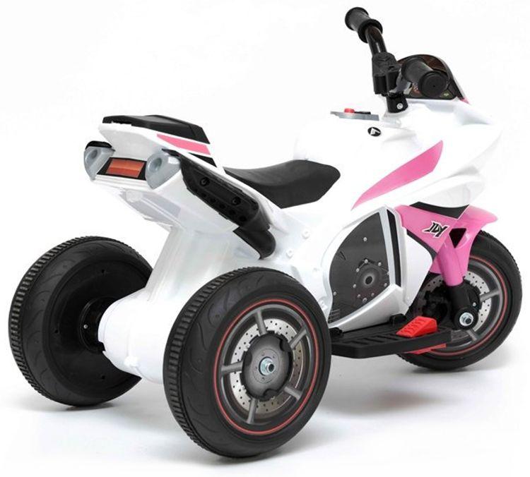 Elektrisches Kinderfahrzeug Polizei-Elektromotorrad