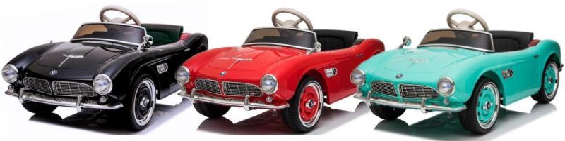 Elektrisches Kinderauto BMW 507 Roaster