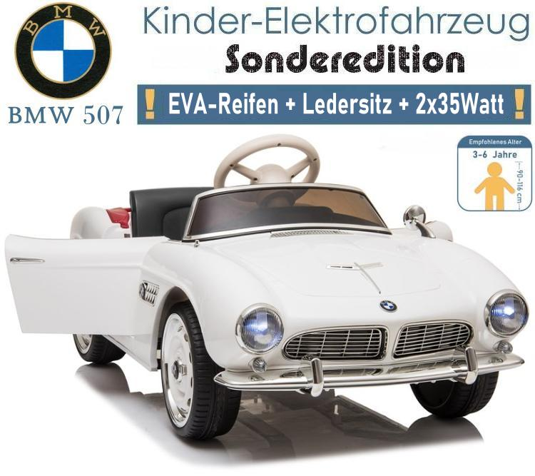 Elektrisches Kinderauto BMW 507 Roaster