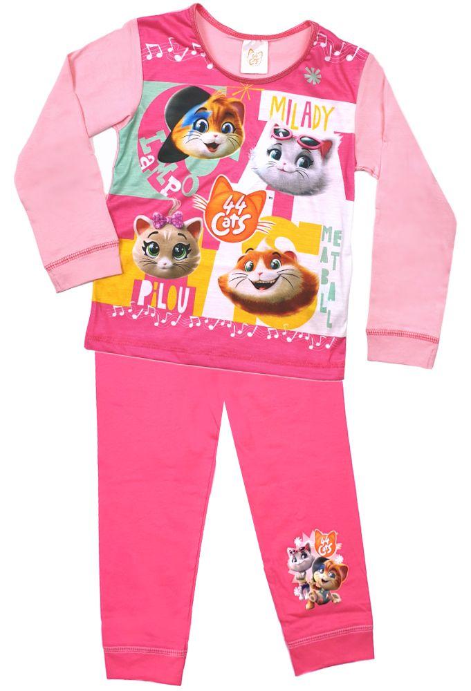 44 Cats Kinder Pyjama Schlafanzug Pilou