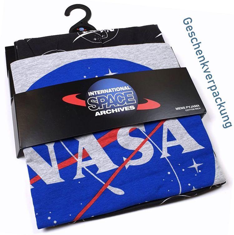 Schlafanzug für Erwachsene NASA Space