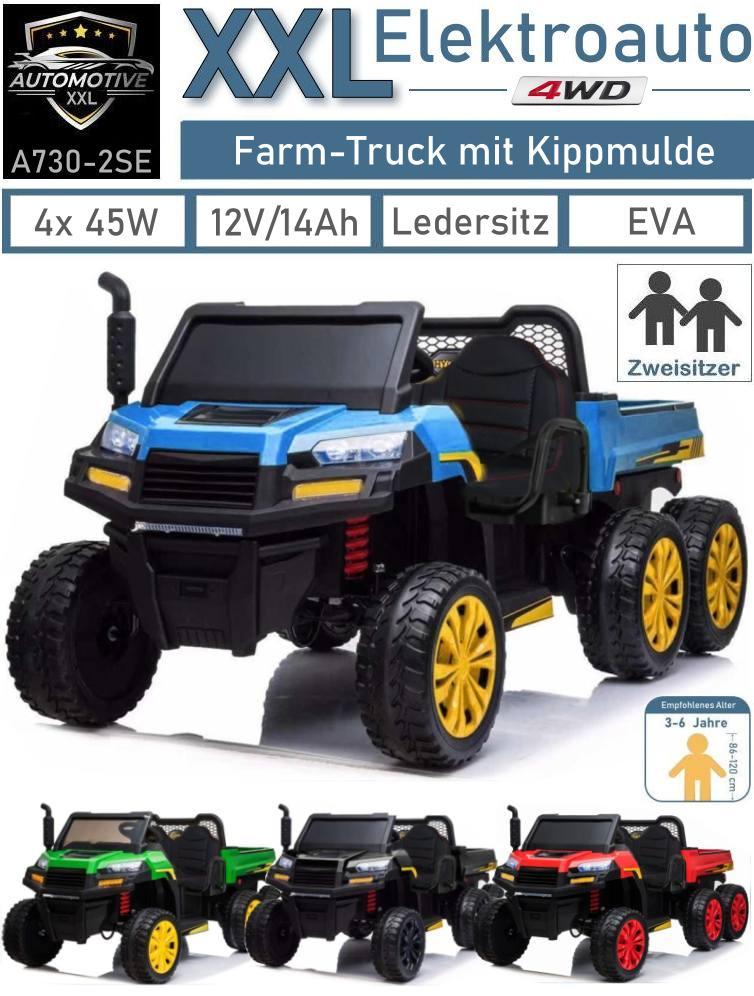 Kinder Elektrofahrzeug FarmTruck A730-2