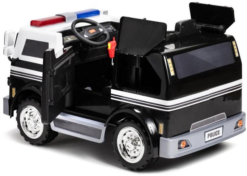 Elektrisches Kinderauto Polizeiauto Zweisitzer