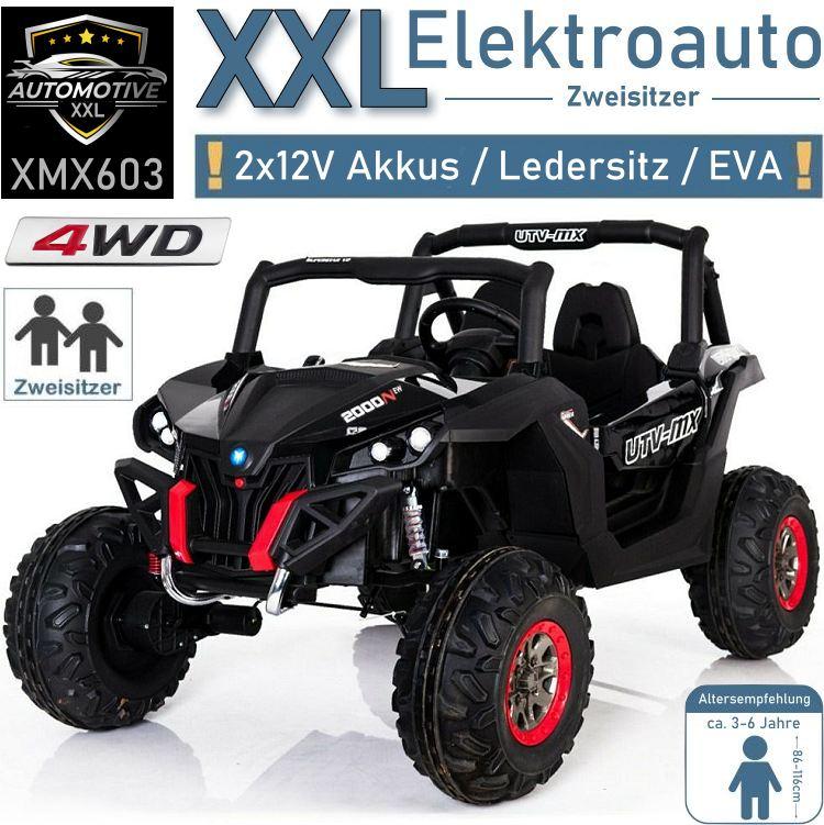 Kinder Elektroauto XXL Geländewagen XMX603 UTV-MX