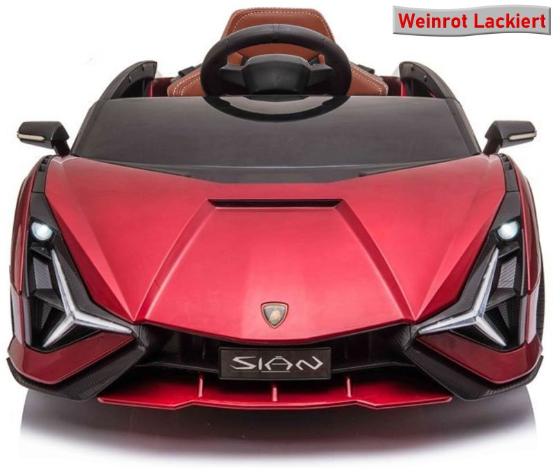 Lamborghini SIAN FKP37Elektroauto für Kinder