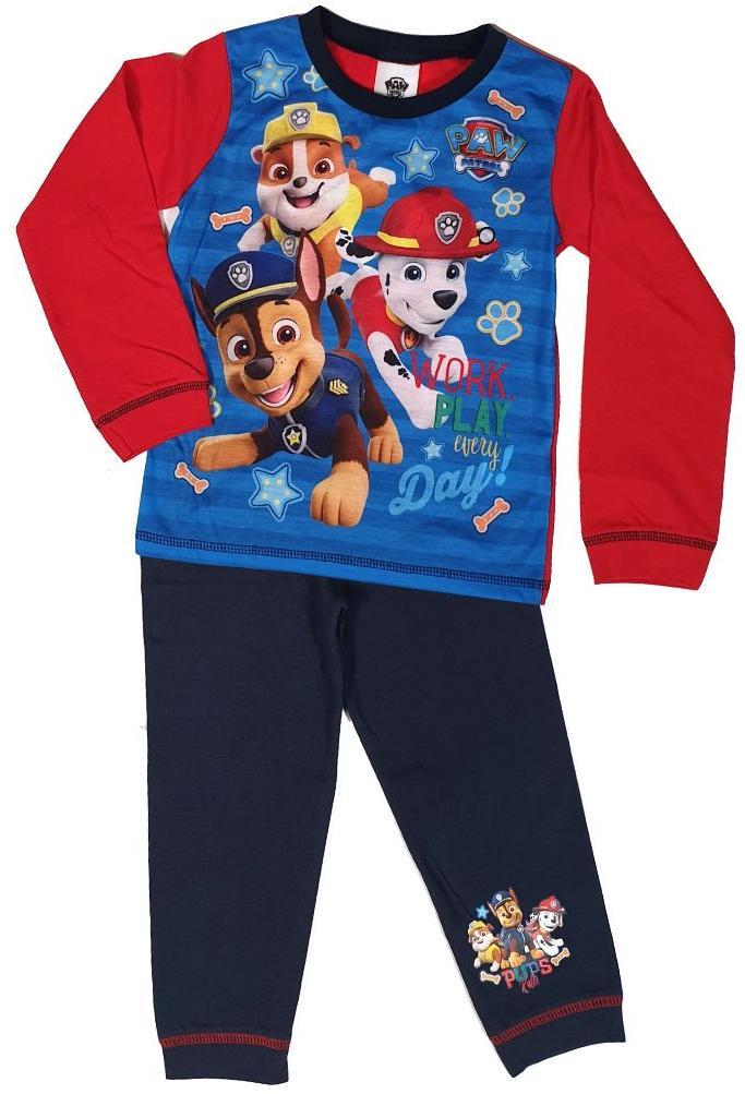Paw Patrol Kinder Schlafoverall Schlafanzug