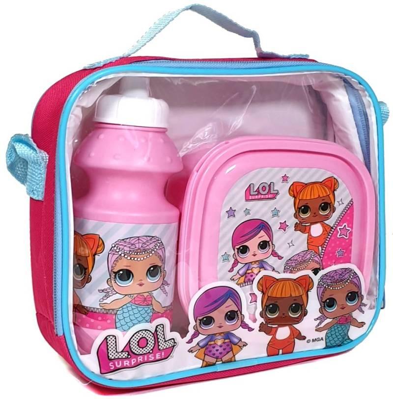 LOL Surprise Kindergartentasche Lunchbag