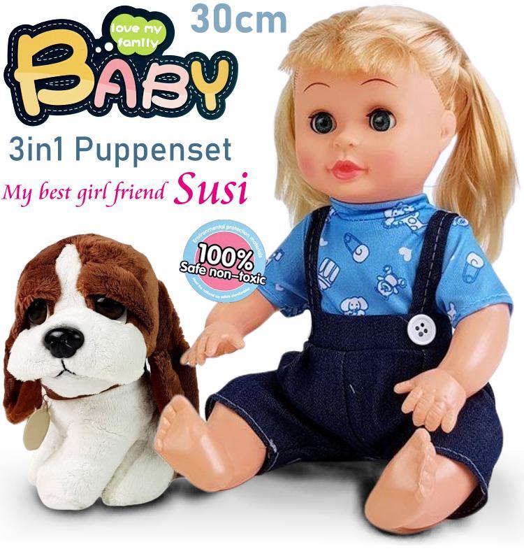 Puppe Freundin Susi