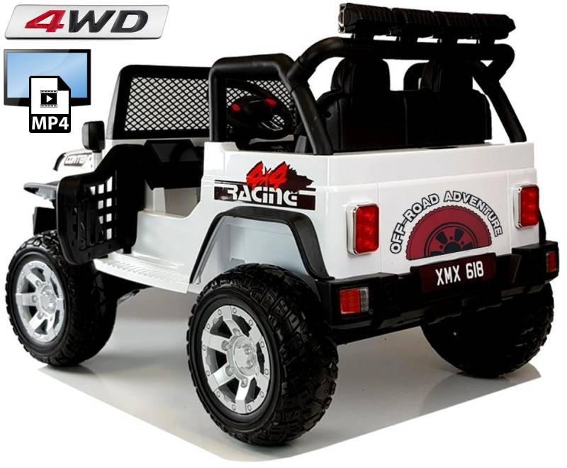 4WD Elektro Kinderauto Geländewagen XMX618 Sonderedition