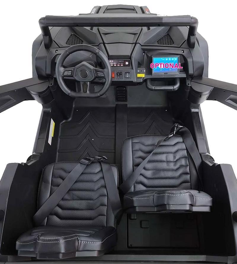 XXL Geländebuggy YSA-032 Zweisitzer Elektroauto für Kinder