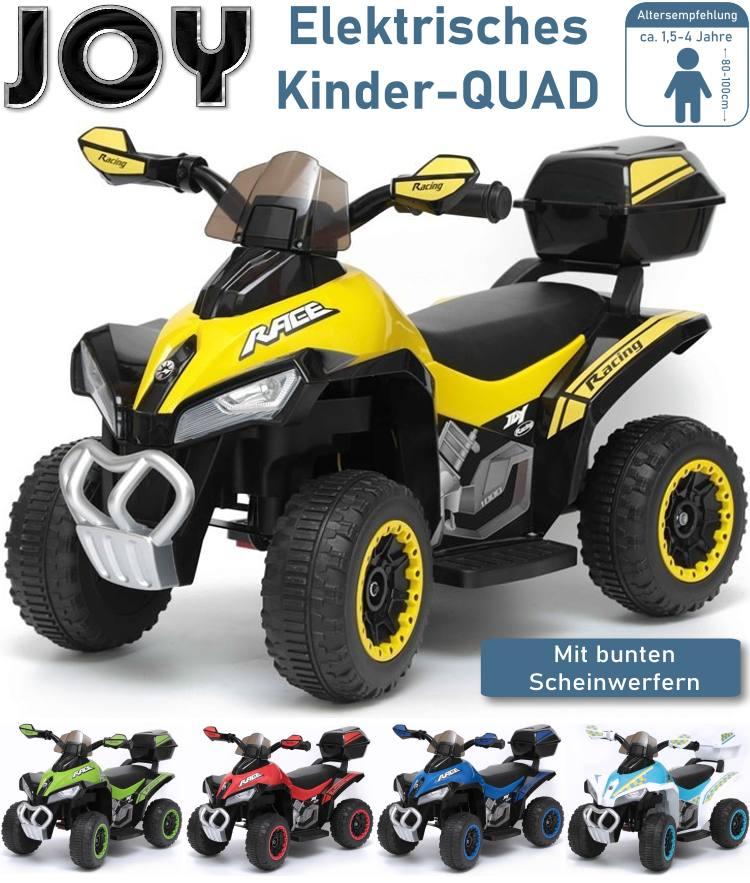 Elektrisches Kinderfahrzeug Elektro Quad