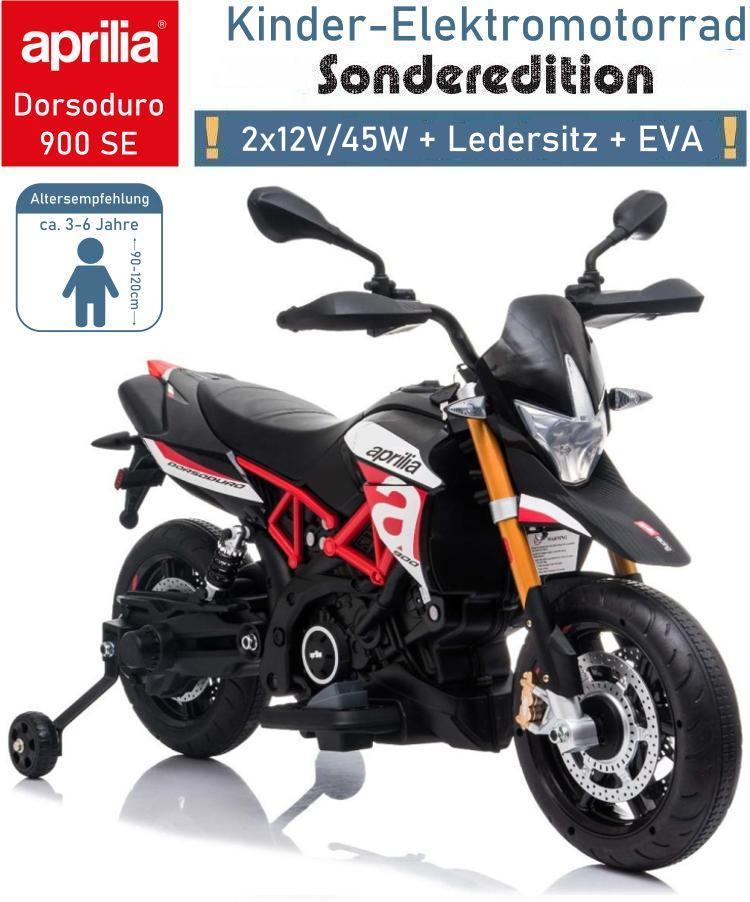 Kinder Elektrofahrzeug Elektrisches Motorrad Aprilia