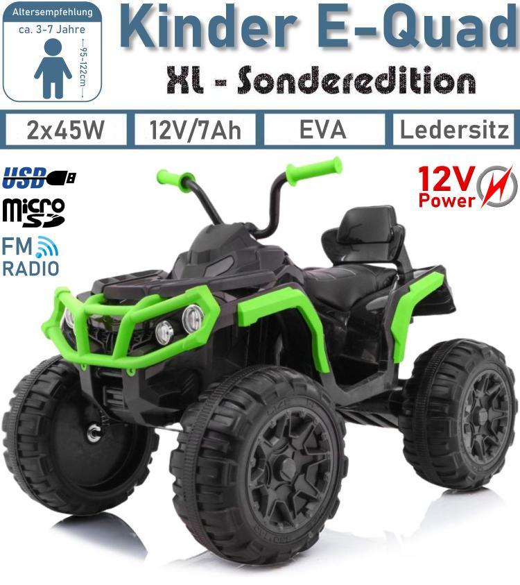 Kinder Elektrofahrzeug Elektrisches Kinder-Quad BDM0906