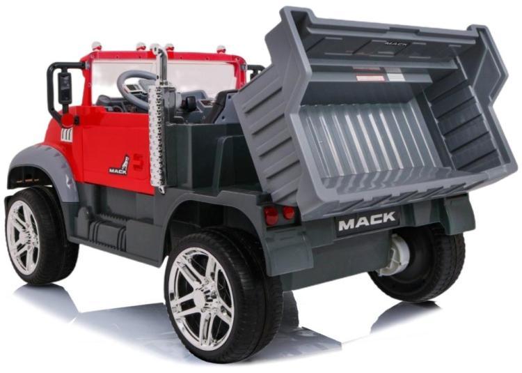 Mack Kipper LKW Kinder Elektroauto