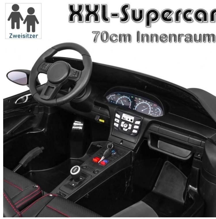 YSA-021 Elektroauto für Kinder Supercar XXL