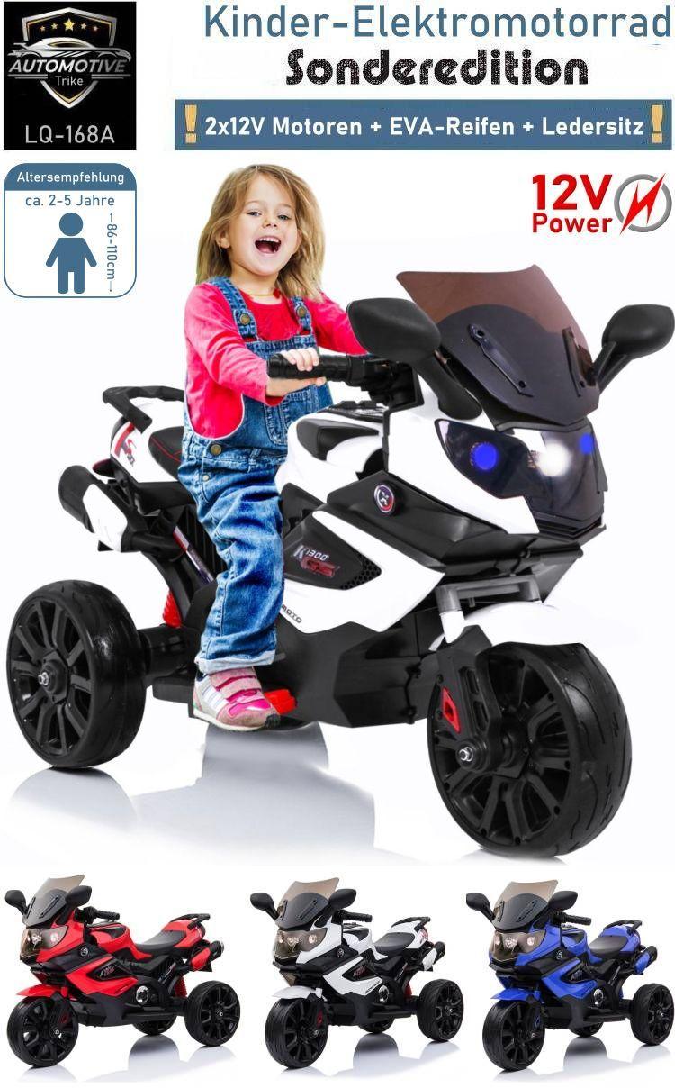 Elektrisches Kindermotorrad Trike K1300 LQ-168A