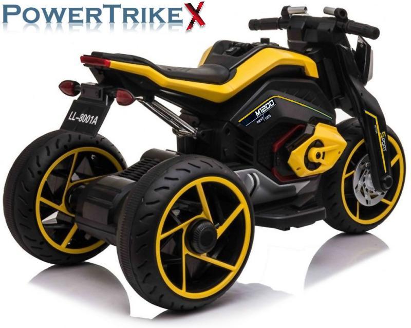 Elektro Motorrad für Kinder Aprilia